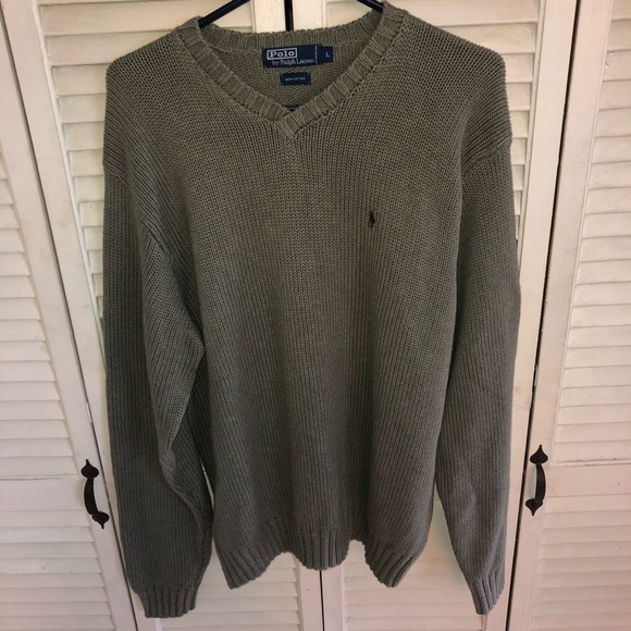 Polo by Ralph Lauren Other - Men's Polo Sweater Size Large